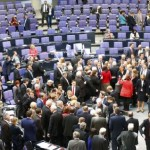 Germany: Bundestag Lawmakers Vote To Extend Greece Financing By 4 Months