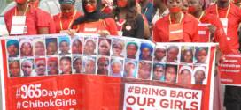 BBOG Briefs Media On NSA's Statement About Rescue Of 219 Chibok Girls