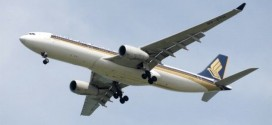 Singapore Airlines Jet Lost Power On Both Engines Mid-flight, No Injury Reported