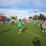 Flying Eagles Begin Training In Germany